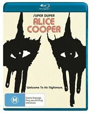 Super Duper Alice Cooper (Blu-ray, 2014, 2-Disc Set)