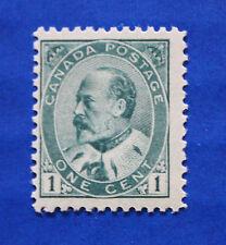 CANADA  (#89) 1903 King Edward VII MNH single
