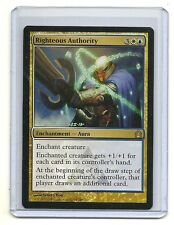 Righteous Authority-Magic the Gathering-Free Shipping