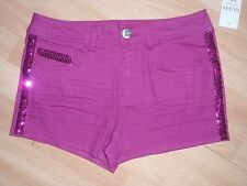 NWT GUESS Kids Shorts, Girls Sequin Shorts - size 14