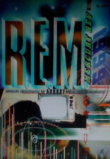R.E.M. POSTER Mercury Rev SHORELINE ORIGINAL Bill Graham POSTER BGP 216 Rex Ray