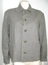 RALPH LAUREN WOOL JACKET GRAY SIZE 8 MADE IN HONG KONG  NWT NOS FALL II VINTAGE