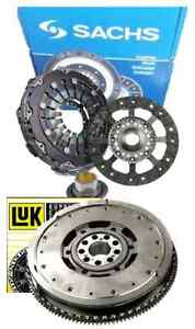 BMW M5 5.0 E60 AND E61 NEW LUK FLYWHEEL AND SACHS CLUTCH KIT PACKAGE