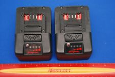 New ListingTwo Newest Oem Snap-On 18 V 5.0 Ah MonsterLithium Ion Slide-On Batteries Ctb8187