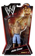 WWE Basic Figur John Cena Serie 5