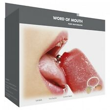 Word of Mouth Oral Simulator Sex Toys Free Postage
