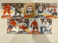 2008-09 Fleer Ultra Hockey Rookie RC Lot Of 18 All Different