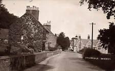 Longbridge Deverill near Warminster. Church Street.