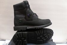 """A1I8E Timberland """"Naughty Black Wmns Waterproof Limited Edition Boots Sz 9"""