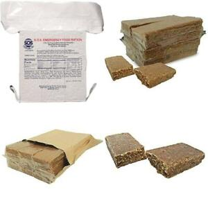 SOS Food Labs, Inc. 185000825 S.O.S. Rations Emergency 3600 Calorie Food bar - 3