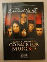 GO BACK FOR MURDER - LIZ GODDARD ROBERT DUNCAN SOPHIE WARD LYSETTE ANTHONY