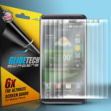 6x LG Thrill 4G 7925 P920 Glossy Ultra Clear Front Screen Protector Shield Film