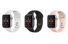 Apple Watch - Series 5 - GPS -...