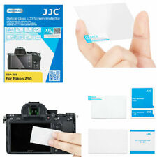 JJC GSP-Z50 Optical GLASS LCD Screen Protector Film for Nikon Z50 Camera + Cloth