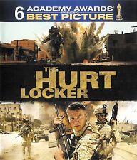 The Hurt Locker ~ Jeremy Renner Anthony Mackie ~ Blu-ray ~ FREE Shipping USA