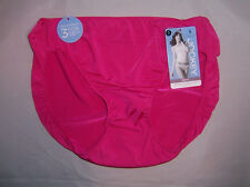 Jockey Bikini Panties 1-pr Womens Underwear sz 5 Pink 1370