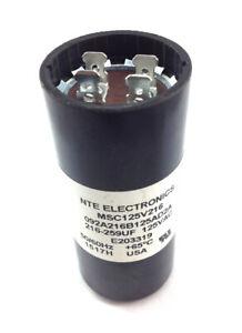 110V 110Vac 120VAC Motor Start Capacitor  708-850MFD uF  HVAC Cap UsFreeShip