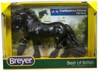 Breyer Carltonlima Emma Fell Pony Traditional Horse Model #9177