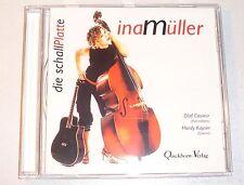 Ina Müller – die schallPlatte - (rare ERSTAUFLAGE 2004) – Plattdeutsche Lieder