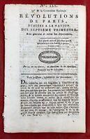 Camille Desmoulins 1794 Jacobin Dietrich Strasbourg Haïti Hebert Révolution
