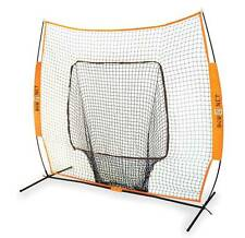 BOWNET BowBM Big Mouth 7' x 7' Pop-Up Net Baseball / Softball Catch Net New*