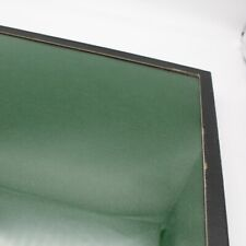 Flat Glass Top Display Case 20x14x1 Specimen Mount Jewelry Medals Patches Smalls