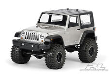 Pro-Line 3322-00 2009 Jeep Wrangler Clear Body 1/10 Crawlers SCX10