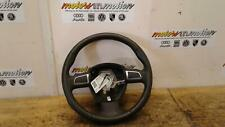 AUDI A3 2010 3 Spoke Leather Steering Wheel DSG