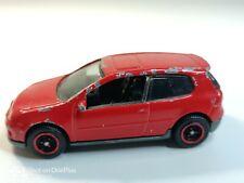 Matchbox Volkswagen VW Golf V GTI Car Green Red Cast 1/59 Scale Playworn ©J