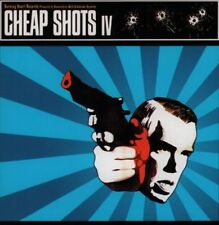 Various Rock(CD Album)Cheap Shots IV-Burning Hearts-BHR 101-EU-New