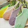 12 Pairs Women Bamboo Loafer Boat Invisible Nonslip Ankle No Show Socks Low Cut
