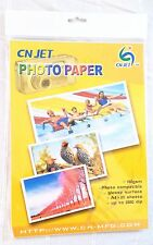 20 pcs A4  CN-JET (8.3 in x 11. in) Glossy inkjet photo paper for HP Canon Epson