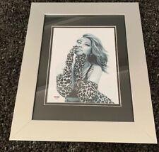 Gorgeous Shania Twain 8x10 SIGNED PHOTO Autograph PSA COA FRAMED