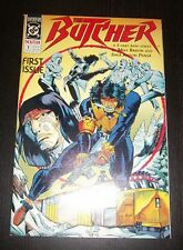 The Butcher#1 9 of 5 part) DC Comics  Great Cond 1990 MIK