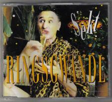 RINGSGWANDL - SEKT (Maxi CD - 3 Titel) Selten / VIRGIN 1992