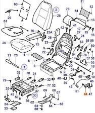 Schalter elektrische Sitzverstellung Saab 9-3 I ´98-03 seat adjustment motor