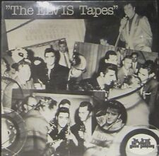 "Elvis Presley ""The Elvis Tapes"" SEALED 1977 Lp - 1957 Radio Interview"