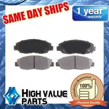 New Front Ceramic Brake Pads D465 For HONDA 90-02 ACCORD/10 civic/97 Acura 2.2CL