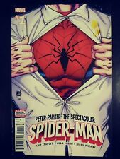 PETER PARKER SPECTACULAR SPIDER-MAN 1 NM+++ UNCIRCULATED HIGH GRADE PA4-9