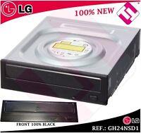 REGRABADORA GRABADORA DVD CD RW DL LG GH24NSD1 INTERFAZ SATA TOP VENTAS OFERTAS