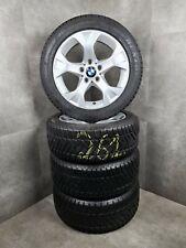 Original BMW X1 E84 Felgen + Winterreifen 225/50R17 Dunlop 6789140  RUNFLAT