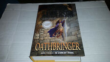 Oathbringer by Brandon Sanderson (2017, Hardcover) SIGNED 1st/1st