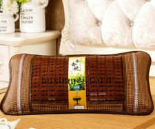 Pillowcases with Tea Leaves Inside Mahjong Pillows Cool Pillow for Summer Bamboo