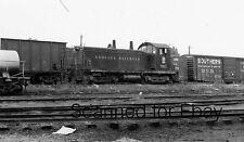 Georgia #902 ORIGINAL PHOTO -Railroad