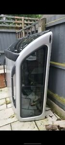 Ford Ranger Canopy Silver