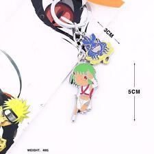 NEW Naruto Fuu Metal Keychain Key Ring Pendant Anime Gift AU