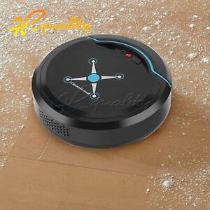 3 IN 1 Smart Robot Vacuum Cleaner Auto Cleaning Microfiber Mop Floor Sweeper