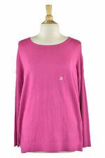 Ann Taylor LOFT Women Sweaters Pullovers SM Pink Acrylic