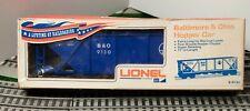 Lionel 9130 B & O Hopper Car in a Banner Box NOS 1970