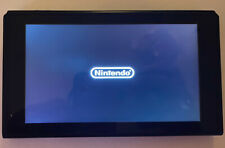 Nintendo Switch Console Only Unpatched Hackable Low Serial Number Good Condition
